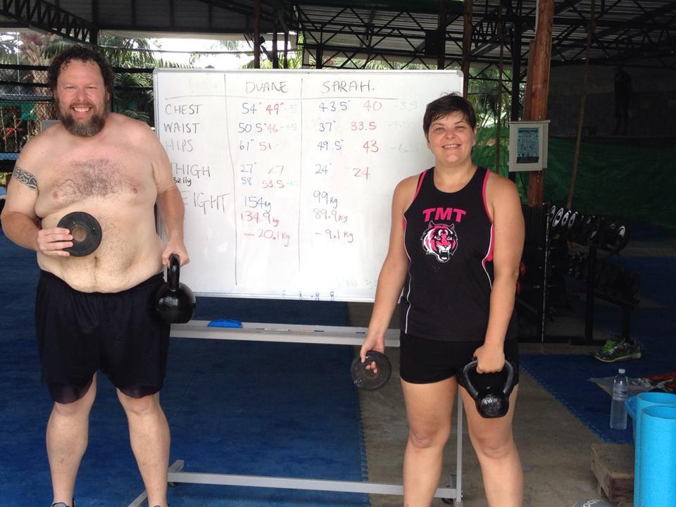 Weight Loss Story - PhuketFit